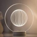 Paulmann 79531 - LED Lampă de masă YARN LED/3W/230V