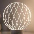 Paulmann 79534 - LED Lampă de masă MESH LED/3W/230V