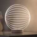 Paulmann 79537 - Lampă de masă LED TWINE LED/3W/230V