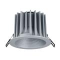 Paulmann 92638 - LED/12,6W IP65 Lampă încastrată dimmabilă baie HELIA 230V