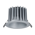 Paulmann 92646 - LED/12,6W IP65 Lampă încastrată dimmabilă baie HELIA 230V
