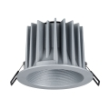 Paulmann 92670 - LED/12,6W IP65 Lampă încastrată baie HELIA 1400 mA