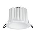 Paulmann 92671 - LED/12,6W IP65 Lampă încastată baie HELIA 1400 mA