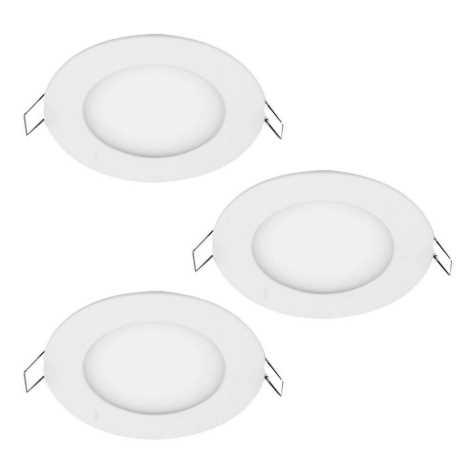 Paulmann 92692 - SET 3xLED Lampă încastrată 3xLED/5W/230V
