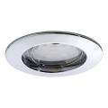 Paulmann 92758 - LED/6,8W IP44 Lampă încastrată baie COIN 230V