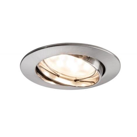 Paulmann 92767 - LED/6,8W Lampă încastrată baie COIN 230V