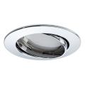 Paulmann 92779 - LED/6,8W Lampă încastrată baie COIN 230V