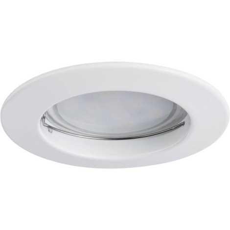 Paulmann 92822 - LED/7W IP44 Lampă încastrată dimmabilă baie COIN 230V