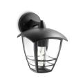 Philips 15381/30/16 - Corp de iluminat perete exterior MYGARDEN CREEK 1xE27/60W/230V