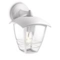 Philips 15381/31/16 - Corp de iluminat perete exterior CREEK 1xE27/60W/230V