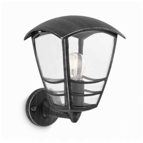 Philips 15460/54/16 - Corp de iluminat perete exterior STREAM 1xE27/60W/230V