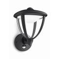 Philips 15479/30/16 - Corp de iluminat LED exterior ROBIN cu senzor 1xLED/4,5W/230V