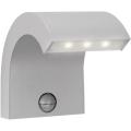 Philips 16356/87/16 - LED Corp de iluminat perete exterior cu senzor MYGARDEN RIVERBANK 3xLED/1W