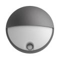 Philips 16456/93/16 - LED Corp de iluminat exterior cu senzor MYGARDEN CAPRICORN LED/6W