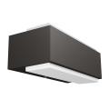 Philips 16487/93/P0 - Corp de iluminat perete exterior MYGARDEN STRATOSPHERE 2xLED/4,5W