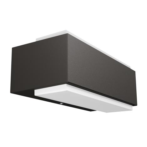 Philips 16487/93/P3 - Corp de iluminat perete exterior MYGARDEN STRATOSPHERE 2xLED/4,5W