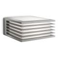 Philips 17182/87/16 - Aplica perete exterior MYGARDEN SHADES 1xE27/15W gri