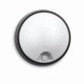 Philips 17318/30/16 - LED Corp de iluminat perete exterior senzor EAGLE 1xLED/3,5W/230V