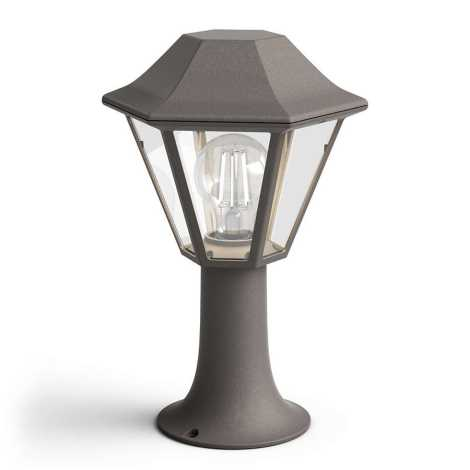 Philips 17387/43/PN - Lampa exterior MYGARDEN CURASSOW 1xE27/42W/230V