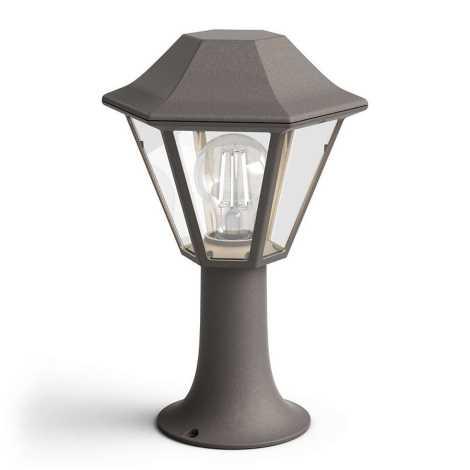 Philips 17387/43/PN - Lampa exterior MYGARDEN CURASSOW 1xE27/42W/230V