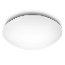 Philips 31801/31/EO - Plafoniera LED MYLIVING SUEDE LED/9,6W/230V