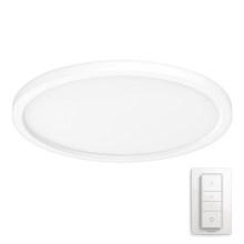 Philips 32164/31/P5 - LED Panou aplicat dimmabil HUE AURELLE LED/28W/230V