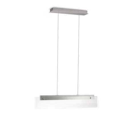Philips 37955/48/16 - LED Lampa suspendata DUN 2xLED/6,5W/230V