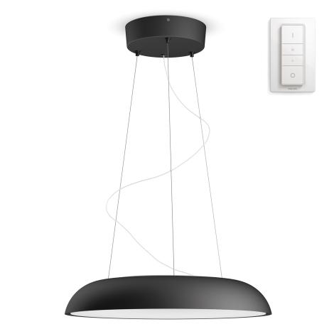 Philips 40233/30/P7 - Lampă suspendată dimmabilă LED AMAZE HUE LED/39W/230V