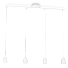 Philips 40922/31/16 - LED Lampa suspendata MYLIVING WOLGA 4xLED/3W/230V