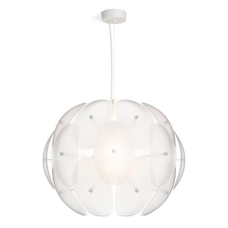 Philips 40966/60/PN - Lampa suspendata MYLIVING ROSEVAL 1xE27/60W/230V