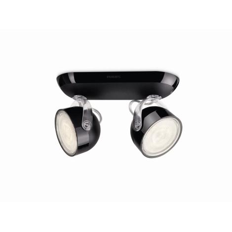 Philips 53232/30/16 - LED Lampa spot MYLIVING DYNA 2xLED/3W/230V