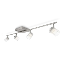 Philips 53264/67/16 - LED Lampa spot MYLIVING TOILE 4xLED/3W/230V