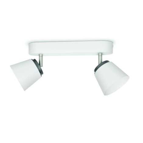Philips 53342/31/16 - LED Lampa spot DENDER 2xLED/4W/230V
