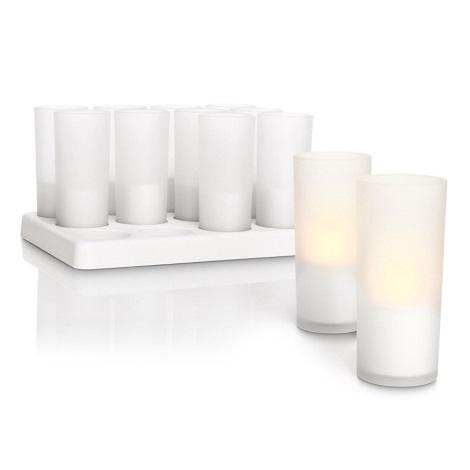Philips 69133/60/PH - Lumanari decorative cu LED-uri CANDLE LIGHTS (SET 12ks) 12xLED/1W