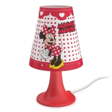 Philips 71795/31/16 - LED Copii Lampa de masa DISNEY MINNIE MOUSE LED/2,3W/230V