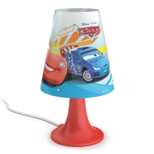 Philips 71795/32/16 - LED Lampa copii DISNEY CARS LED/2,3W/230V