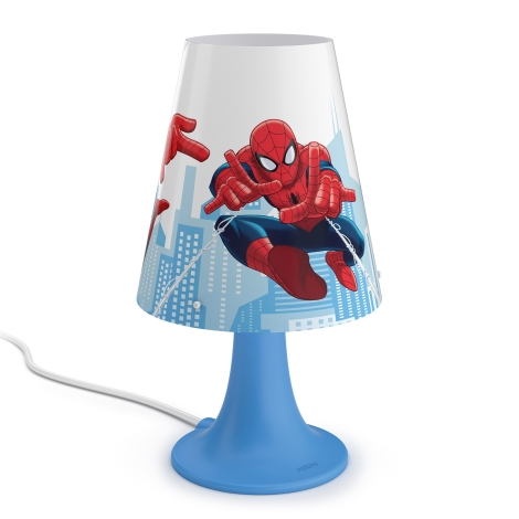 Philips 71795/40/16 - LED Lampa copii MARVEL SPIDER-MAN LED/2,3W/230V
