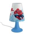 Philips 71795/40/G0 - LED Lampă de masă copii MARVEL SPIDER-MAN 1xLED/2,3W/230V