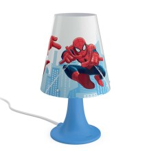 Philips 71795/40/G0 - LED Lampă de masă copii MARVEL SPIDER-MAN 1xLED/2,3W/230V