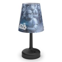Philips 71796/30/16 - Lampa copii DISNEY STAR WARS STROMTROOPER LED/0,6W/3xAA