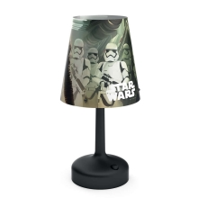 Philips 71796/30/P0 - LED Lampă de masă copii STAR WARS STORMTROOPER 1xLED/0,6W