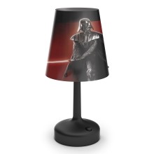 Philips 71889/30/16 - Lampa copii DISNEY STAR WARS DARTH VADER LED/0,6W/3xAA