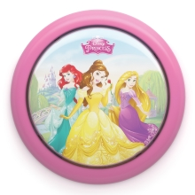 Philips 71924/28/16 - LED Lampă copii cu touch DISNEY PRINCESS LED/0,3W/2xAAA