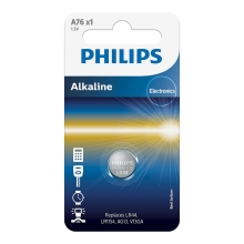 Philips A76/01B - Baterie alcalina tip buton MINICELLS 1,5V