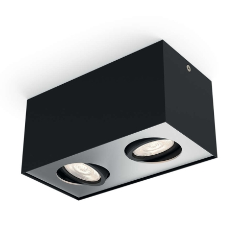 Philips - Lampa spot 2xLED/4,5W/230V