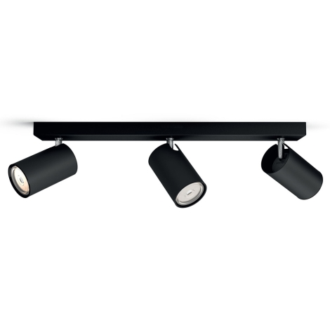 Philips - Lampa spot 3xGU10/5,5W/230V