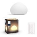Philips - LED Lampă dimmabilă 1xE27/8,5W/230V + Telecomandă