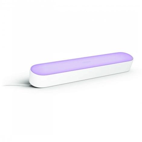 Philips - LED RGB Lampă de masă dimmabilă LED/6W/230V alb