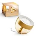 Philips - LED RGB Lampă de masă Hue LED/10W/230V auriu