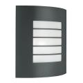 Philips Massive 01726/01/93 - Corp de iluminat perete exterior OSLO 1xE27/60W